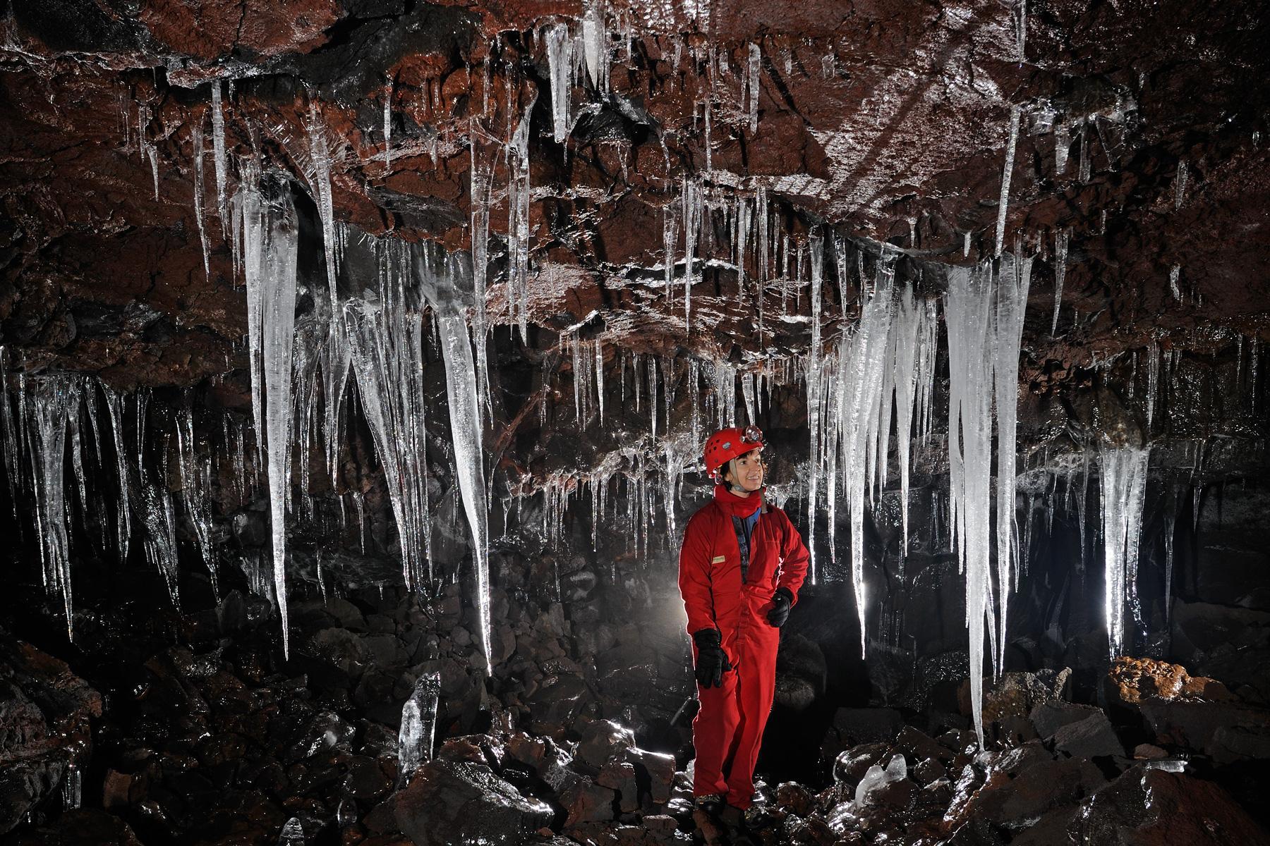 grotte glacier roumanie