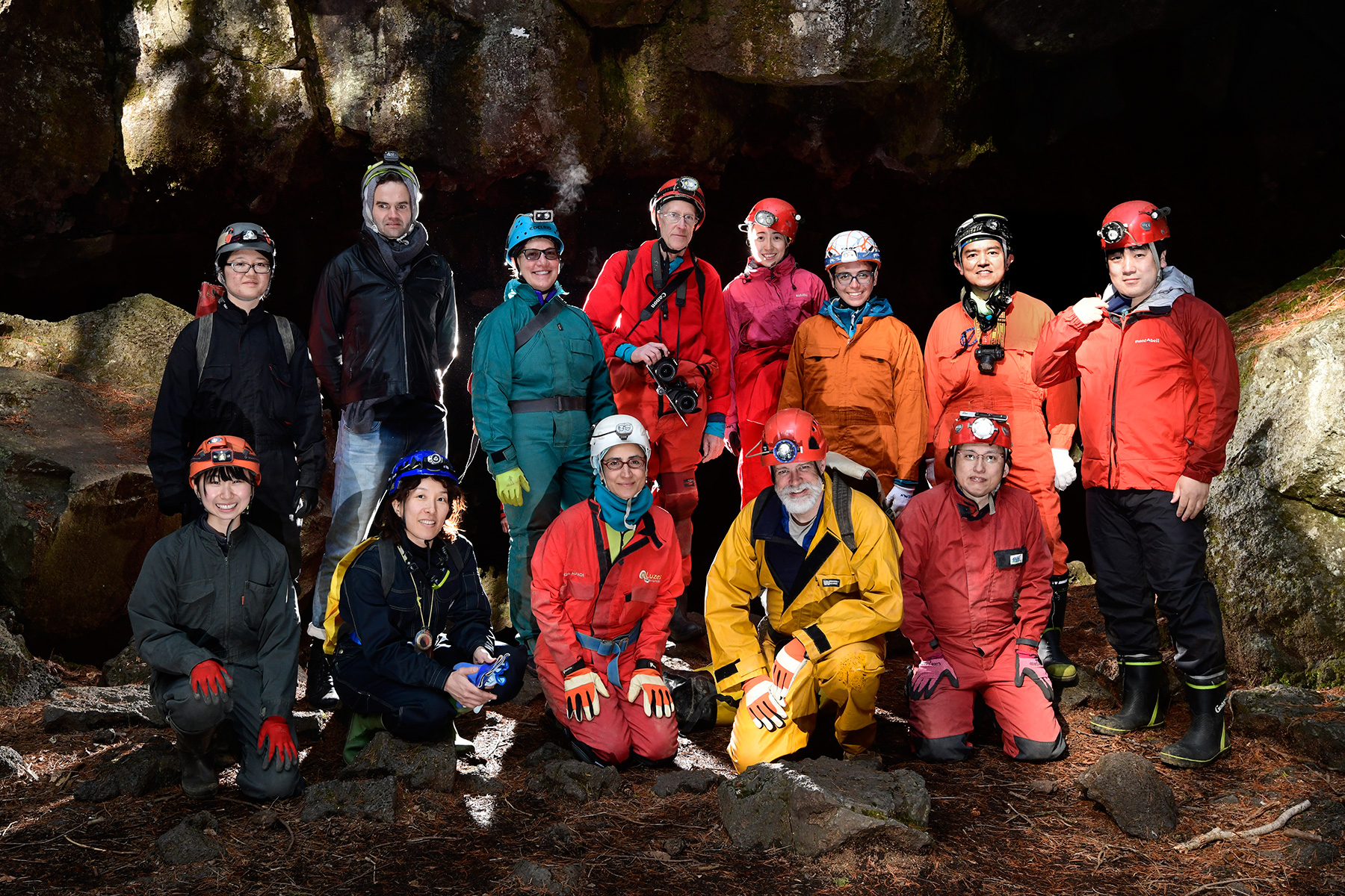 5th International Cave Photographers Meeting au Japon (mars 2019)