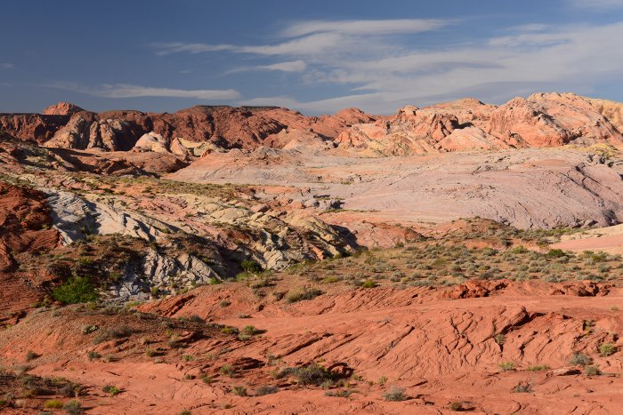 Valley of Fire State Park (Nevada, USA) (VO-14-1356.)