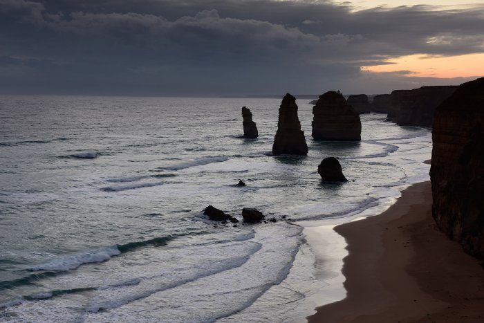 Great Ocean Road (South Australia, Australie) - The Twelve Apostles(VO-17-0721)