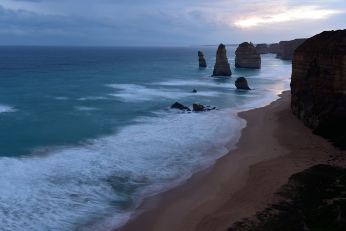 Great Ocean Road (South Australia, Australie) - The Twelve Apostles(VO-17-0729)