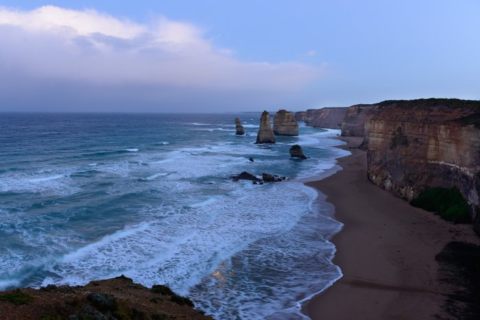 Great Ocean Road (South Australia, Australie) - The Twelve Apostles(VO-17-0731)