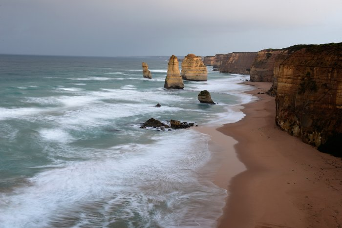 Great Ocean Road (South Australia, Australie) - The Twelve Apostles(VO-17-0740)